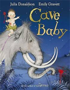 Cave-Baby-Donaldson-Julia-Illustrated-Childrens-Books-BRAND-NEW