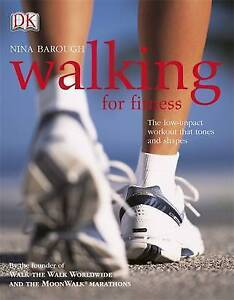 Walking for Fitness, Nina  Barough by DK Paperback Brand NEW Free Shipping
