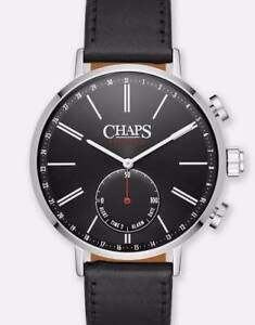 Chaps (by Fossil) Hybrid Smartwatch / Tracker - NEW Dernancourt Tea Tree Gully Area Preview