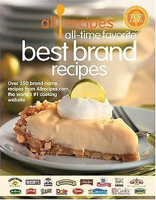 Allrecipes All Time Favorite Best Brand Recipes By N A