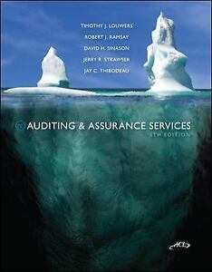 Auditing & Assurance Services, 5th Edition (Auditing and Assurance Services), Th