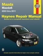 Mazda 6 Reparaturanleitung
