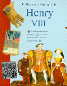 Andrew-Langley-Henry-VIII-History-of-Britain-Very-Good-Book