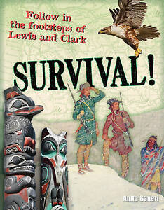 Survival!: Age 10-11, Below Average Readers (White Wolves Non Fiction),Ganeri, A