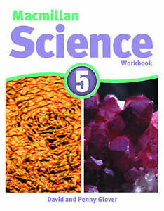 New, Macmillan Science 5: 5: Workbook, David Glover, Penny Glover, Book