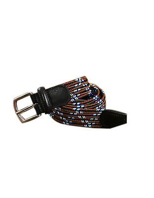 Anderson's Multi-Colour Woven Belt