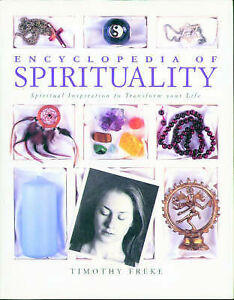 Encyclopedia of Spirituality by Timothy Freke (Hardback, 2000)