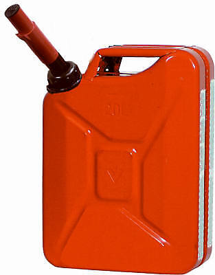 Midwest Can Company 5-gallon Military-style Metal Gas Can 5800