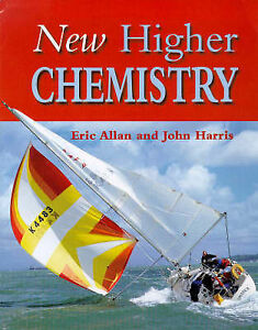 New Higher Chemistry, Harris, John, Allan, Eric | Paperback Book | Acceptable |