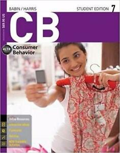 CB7 Consumer behavior