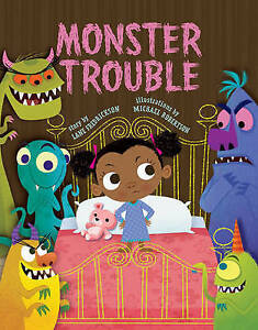 Monster Trouble! by Fredrickson, Lane 9781454913450 -Hcover