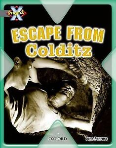 Project-X-Great-Escapes-Escape-from-Colditz-Penrose-Jane-Used-Good-Book