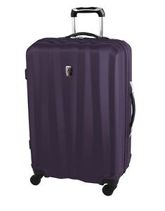 Brand new Atlantis 24in luggage / suitcase in purple