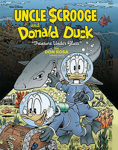 "Walt Disney Uncle Scrooge and Donald Duck: ""Treasure Under Glass"" by Rosa, Don"