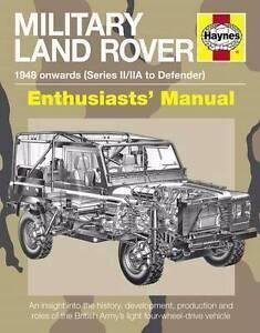 Military Land Rover 1948 Onwards (Series II/IIA to Defender) Bk Blacktown Blacktown Area Preview