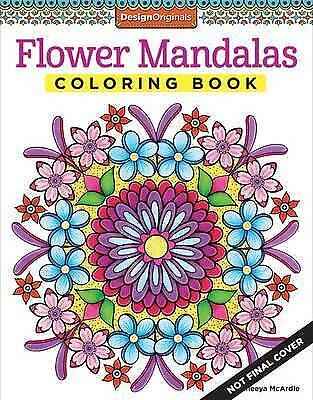 Flower Nook Coloring Book NEW Floribunda A By Leila Duly EBay