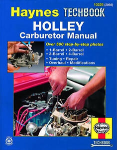 Holley Carb Manual.