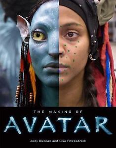 The-Making-of-Avatar-by-Lisa-Fitzpatrick-and-Jody-Duncan-2010-Hardcover