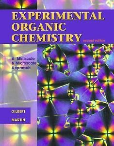 Experimental Organic Chemistry: A Miniscale and Microscale Approach (Saunders Go
