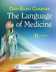 The Language of Medicine by Davi-Ellen 11th Edition barely used