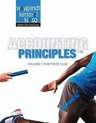 Accounting Principles Weygandt