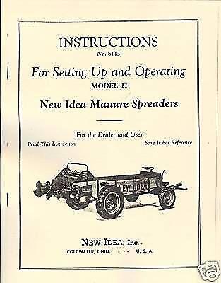 parts manure spreader idea