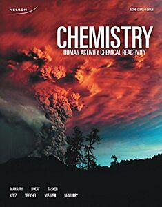 Binder Edition: Chemistry: Human Activity, Chemical Reactivity