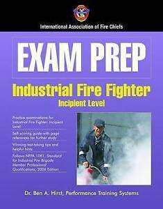 Exam Prep: Industrial Fire Fighter (Exam Prep (Jones & Bartlett Publishers)), Hi