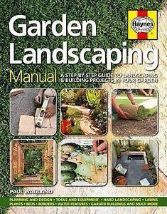 Garden Landscaping Manual by Paul Wagland 9781844259724 Hazelbrook Blue Mountains Preview