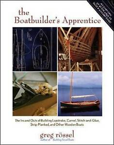 The Boatbuilder's Apprentice, Rossel, Greg