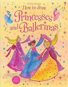 How To Draw Princesses And Ballerinas '