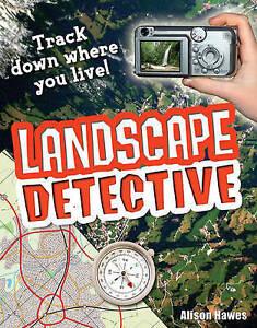 Hawes Alison-Landscape Detective  BOOK NEW