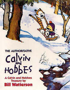 The-Authoritative-Calvin-and-Hobbes-by-Bill-Watterson-Paperback-1991