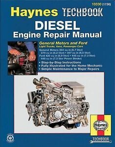 Diesel Mechanic my paper