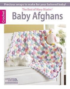 Baby Afghans -- The Best of Mary Maxim von Mary Maxim (2013, Taschenbuch)