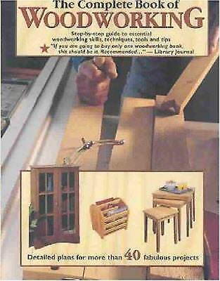 The Complete Book Of Woodworking By Landauer Corporation