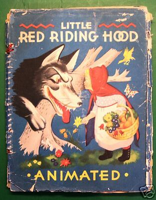 Little Red Riding Hood Animated by Julian Wehr - Animated Red Riding Hood