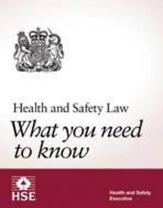 Health and Safety Law, Health and Safety Executive (HSE)