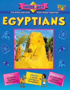 Egyptians (Interfact)-ExLibrary