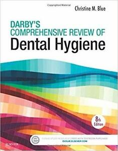 Darbys Comprehensive Review of Dental Hygiene 8th Edition