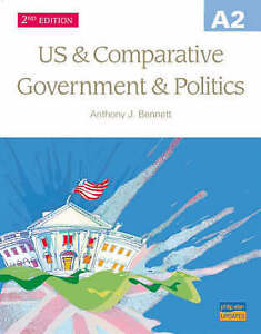 As Us & Comparative Government & Politics-ExLibrary