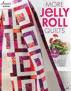 More Jelly Roll Quilts by Annie's -Paperback