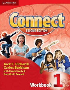 Connect Level 1 Workbook (Connect Second Edition), Sandy, Chuck, Barbisan, Carlo