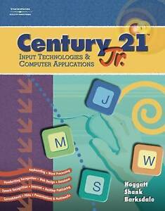 Century 21 Jr., Input Technologies and Computer Applications by