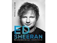 Ed Sheeran Wembley 14th June 2 Tickets