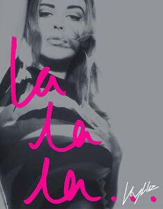 William-Baker-Kylie-Minogue-Kylie-La-La-La-Book