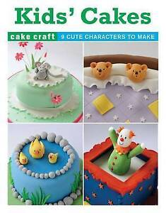 Kids' Cakes, 1861087926, New Book