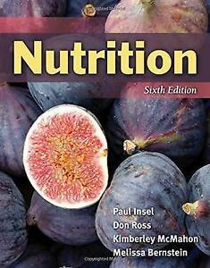 Nutrition by Don Ross, Paul Insel, Kimberley McMahon, Melissa Bernstein...
