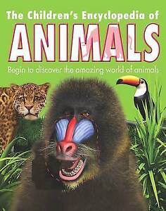 Reference 5+: Children's Animal Encyclopedia (Childrens Ency by Unnamed - HB