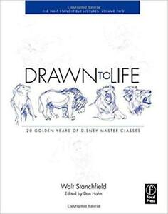 Drawn to Life 20 Golden Years of Disney